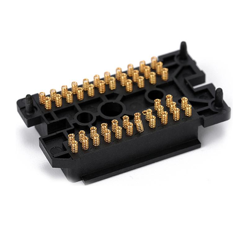 Customized HP45 52pin pogo pin connector