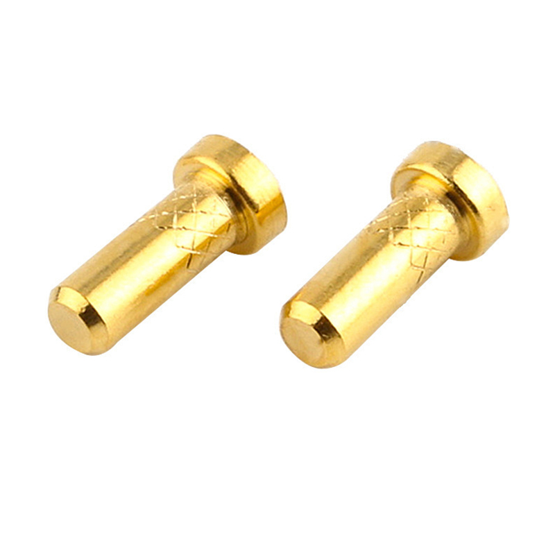 SMT precision CNC  turned parts for pogo pin