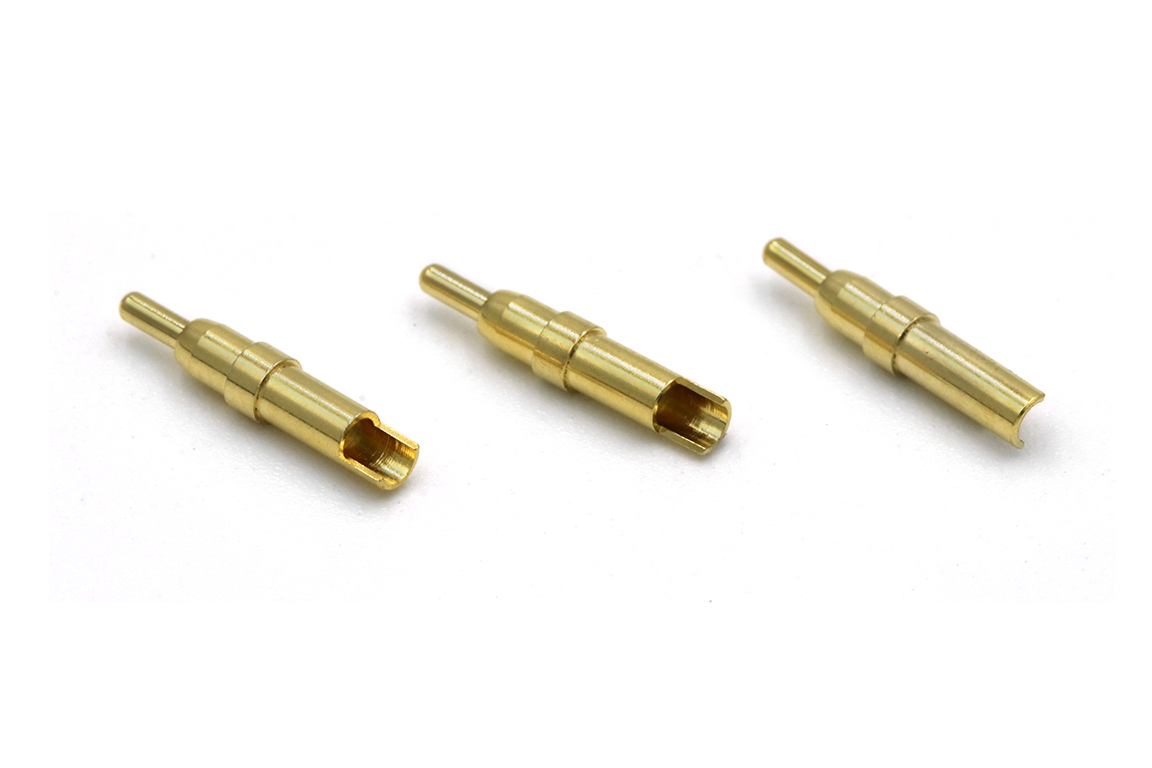 Solder cup pogo pin spring loaded contact manufacturer